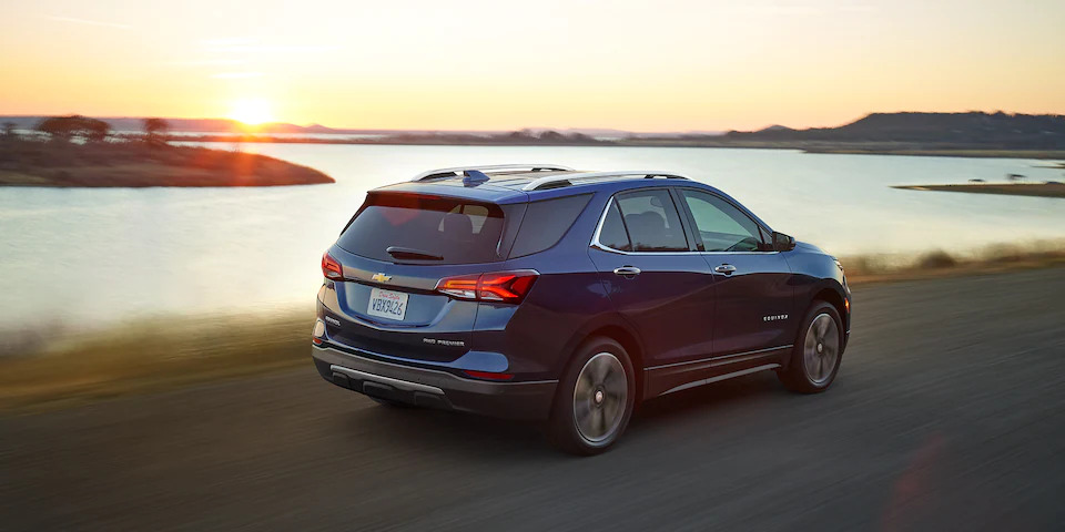 2022 Chevrolet Equinox for sale near Akron, OH