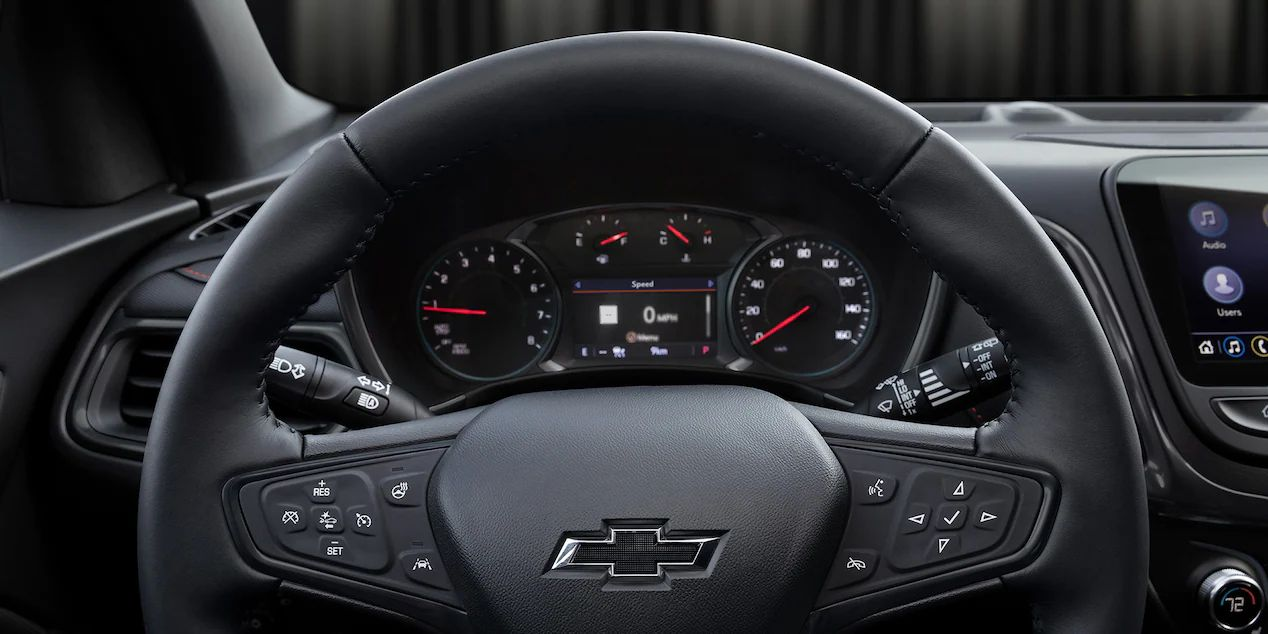 2022 Chevrolet Equinox Technology Features
